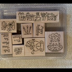 Stampin' Up Something to Celebrate Stamp Set